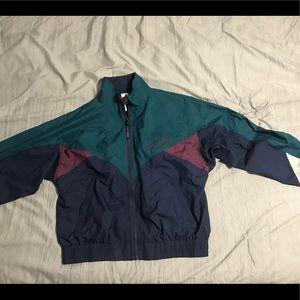 New balance windbreaker jacket women's m